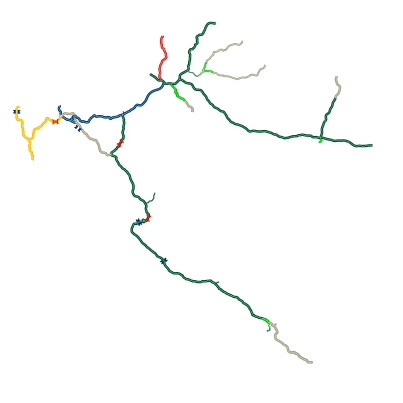 Motorways in Republic of Croatia